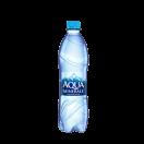 """Вода """"Аква минерале"""" с газом 0,5 л"""